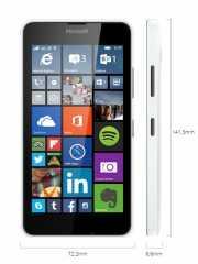 Akció 2015.11.29-ig  Dual SIM mobiltelefon Microsoft Lumia 640 fehér
