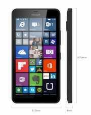 Akció 2015.11.29-ig  Dual SIM mobiltelefon Microsoft Lumia 640 XL fekete
