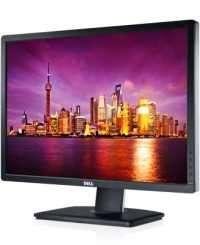 Akció 2015.06.15-ig  Dell U2412M 24  LED monitor VGA, DVI, DP (1920x1200) (3 év)