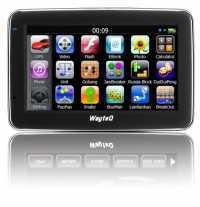 Akció 2014.07.06-ig  WAYTEQ X880 4G GPS + Sygic  TRUCK  Teljes Europa Navigációs szoftver
